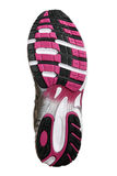 Sole of fashion sport shoes Royalty Free Stock Photos