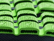 Sole, Green, Rubber Lining Royalty Free Stock Photo
