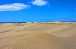 Soledad de la duna Imagen de archivo libre de regalías