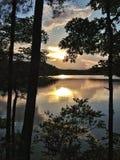 Soledad de Lakeview, Carolina del Norte Imagen de archivo