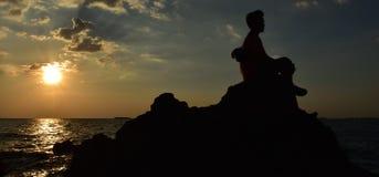 Soledad del mar Foto de archivo