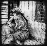 Soledad, soledad Imagen de archivo libre de regalías