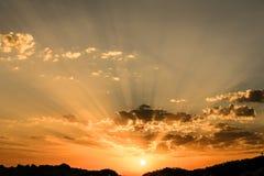 Soleil Image libre de droits