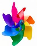 Soleil coloré Images stock
