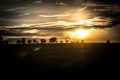 Soleil III Image libre de droits