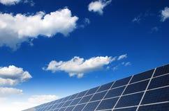 Solenergi Royaltyfri Fotografi