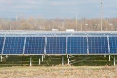 Solenergicollctors Royaltyfria Bilder