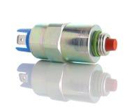 Solenoide de la bomba de inyección Foto de archivo libre de regalías