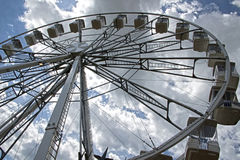 Solent Wheel. Southsea Portsmouth Hampshire Royalty Free Stock Photography