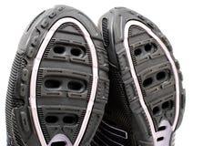 Soles sport shoe Stock Image