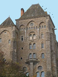 Solesmes Abbey, France. Solesmes or Saint Peter Abbey is a benedictine monastery Royalty Free Stock Images
