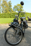 Solex for hire Stock Image