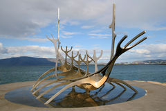 Solfar, the Sun Voyager Royalty Free Stock Photos
