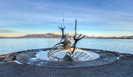Solfar (Sun Voyager) Stock Photography
