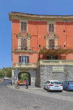 Solfatara Italy Stock Photo