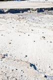 Solfatara - volcanic crater Stock Images