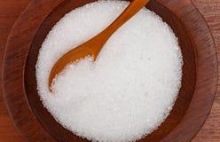 Solfato di magnesio Immagini Stock