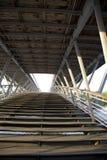 solferino Франции paris моста Стоковые Фотографии RF