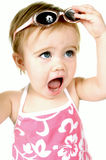 solglasögonlitet barn Royaltyfri Bild