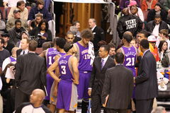 Soli di NBA Phoenix Immagini Stock