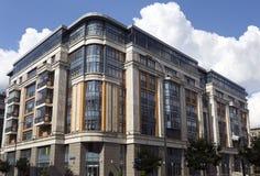 Soli residenziali del complesso quattro Mosca, Russia Immagine Stock