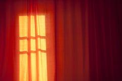A solidão abstrata sombreia o quarto Fotos de Stock