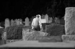 Solidão e tristeza Foto de Stock Royalty Free