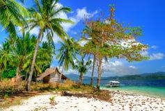 Solidão tropical fotos de stock royalty free