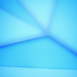 Solid acrylic surface with Led lighting Stock Photos