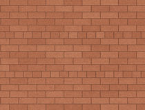 Solid brick wall Royalty Free Stock Photography