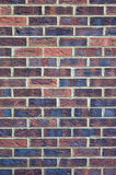 A Solid Brick Wall Texture / Background Royalty Free Stock Photography