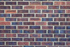 A Solid Brick Wall Texture / Background Stock Photos