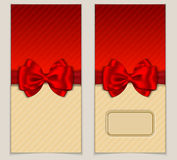 Solid card with blank space for invitation Royalty Free Stock Photos