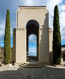 Wrigley memorial and botanic gardens on Catalina Island Royalty Free Stock Photography