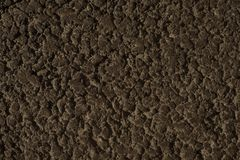 Solid manure clumps abstract texture royalty free stock photos