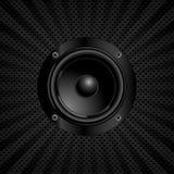 Solid högtalare Arkivbilder