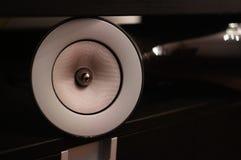 Solid högtalare Arkivbild