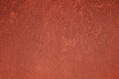 Solid Rust Texture Stock Images