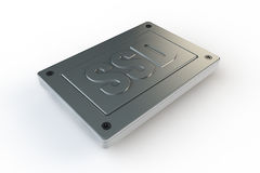 Solid state drive Stock Photos