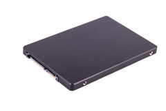 Solid state drive (SSD) Royalty Free Stock Photography