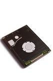 Solid state hard disk Royalty Free Stock Image