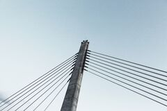 Solid Structure Royalty Free Stock Photography