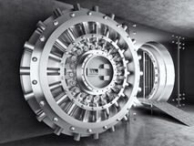 Solid vault Stock Photos