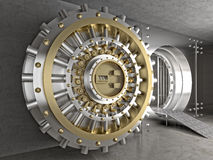 Solid vault Royalty Free Stock Photo