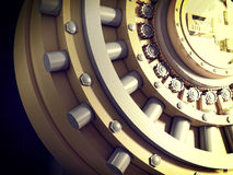 Solid vault Royalty Free Stock Image