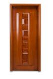 Solid wood door Stock Photos