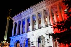 Solidariedade com França imagens de stock royalty free