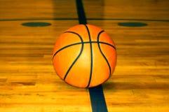 Solidarietà di pallacanestro Immagini Stock Libere da Diritti