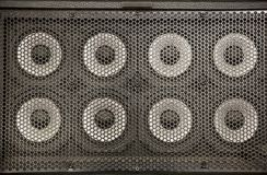 solide Wand des Sprechers lizenzfreie stockfotos