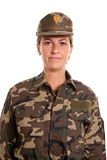 The solider Stock Image
